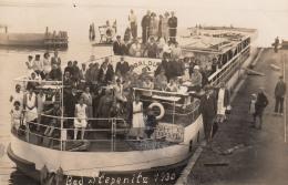 MS Balduin,Bad Stepenitz,ungelaufen 1930 - Steamers