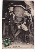 Beuzec - Une Chopine De Cidre Pour Le Musicien / Folklore Breton / Editions ELD N°115 - Beuzec-Cap-Sizun