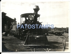 66139 PARAGUAY GUARANÍ TREN TRAIN YEAR 1946 PHOTO NO POSTAL TYPE POSTCARD - Paraguay