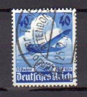 ALLEMAGNE     3e Reich    Oblitéré     Y. Et T.    PA N° 54     Cote: 4,00 Euros - Poste Aérienne