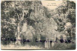 - 24 - Cambodge - Indochine - Angkor-Vat,  Le Bayon-  Une Des Tourelles, Peu Courante, , Non écrite, TBE, Scans.. - Cambodia