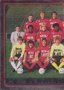Panini Football 86 Voetbal Belgie Belgique 1986 Sticker FC Seraing Liege Luik  Nr. 284 Equipe Photo Ploegfoto - Sports
