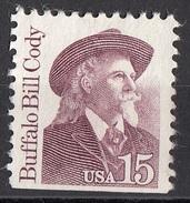 2177 Stati Uniti 1988 Buffalo Bill Cody (1846-1917)  Used USA