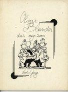 Olivier Blunder - Da's Mijn Zoon (1ste Druk) 1974 - Olivier Blunder