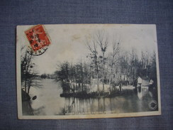 OLIVET  -  45  -  Le Loiret En Aval Du Pont  -  LOIRET - - Autres Communes