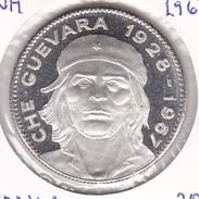 MEDALLA DE CUBA DEL CHE GUEVARA 1928-1967 HASTA LA VICTORIA SIEMPRE - Cuba