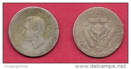 SOUTH AFRICA, 1939,  3d, 0.800 Silver, Nicely Used Coin,  George VI, KM26, C2703 - Zuid-Afrika
