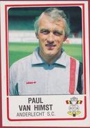 Panini Football Voetbal 86 1986 Sticker Autocollant Royal Sporting Club Anderlecht RSC RSCA Nr. 2 Paul Van Himst - Sports