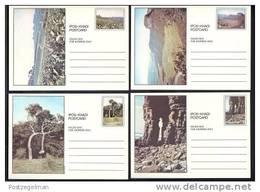 TRANSKEI 1984 10 Postcard(s) Tourisme - South Africa