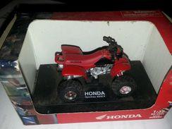 Quad Honda Sportrax 400EX, 1/32, En Boite,en Excellent Etat ! - Motor Bikes