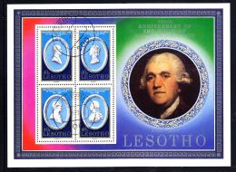 Lesotho Used 1980 #301 Josiah Wedgwood 250th Birth Anniversary - Lesotho (1966-...)