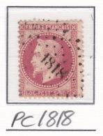 PC Du GC 1818 Sur 32 - Hyeres (78 Var)
