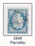 GC 2848 Sur 60 - Pierrefeu (78 Var)