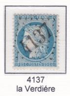 GC 4137 Sur 60 - La Verdiere (78 Var)