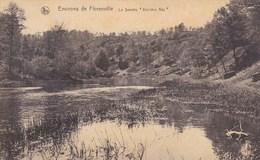 Environs De Florenville, La Semois Derrière Azy (pk33717) - Florenville