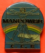 MANPOWER - Pin