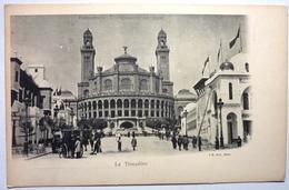 LE TROCADERO - EXPOSITION UNIVERSELLE DE 1900 - Esposizioni