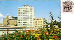 SOUTH KOREA   COREA DEL SUD   SEOUL  Bando Hotel And New Korea Hotel  Nice Stamp - Korea (Zuid)