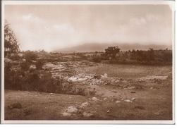 AFRICA - ERITREA - ADI CAIEH - VIEW - EDIT A. BARATTI 1930s ( 833 ) - Erythrée