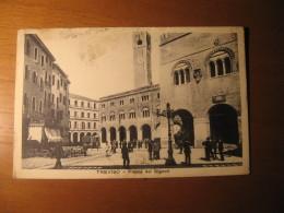 TREVISO PIAZZA DEI SIGNORI ANIMATA  B - 264 - Treviso