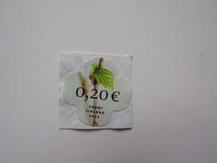 Fin04   0,20e   Feuille - Leaf    Mi 2085  Fragment