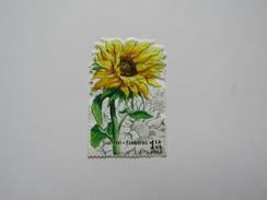Fin05   1K   Tournesol - Sunflower   Mi 2188