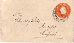 ARGENTINE - ENTIER POSTAL ILLUSTREE - ANO 1900 - SUPERBE - Ganzsachen