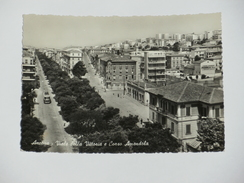 ANCONA - Viale Della Vittoria E Corso Amendola - Filobus - 1962 - Ancona