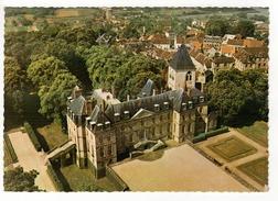 MONTMIRAIL - Château De Montmirail Et église St-Etienne. - Montmirail