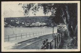 Slovenia PORTOROSE - TROLEY TRAM Old Postcard Ed. BARTOLOMEI - Pirano - Slovenia