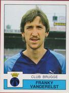 Panini Football Voetbal 88 1988 Sticker Autocollant Club Brugge Nr. 100 Franky Vanderelst - Sports