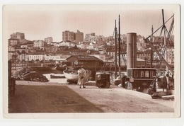 MOROCCO - TANGER - LE QUAIS ET LA VILLE - EDIT LEBRUN - 1930s ( 812 ) - Tanger