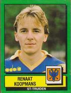 Panini Football 88 Voetbal Belgie Belgique 1988 Sticker Sint Truidense Truiden VV  Nr. 296 Renaat Koopmans - Sport