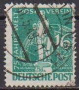 Berlin 1949 MiNr.36 O Gest. 75 Jahre Weltpostverein ( B 6 ) - [5] Berlin
