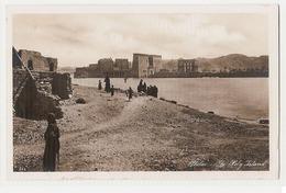 EGYPT - PHILAE - THE HOLY ISLAND - BY LEHRERT & LANDROCK - RPPC 1910s ( 805 ) - Autres