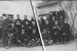 37 INGRANDES DE TOURAINE / CARTE PHOTO / 70e RIT ( TOURS ) / 1915  / 70e REGIMENT D' INFANTERIE TERRITORIALE - Frankreich