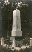 (11) CPA  Les Brenets Monument Aux Morts De La Grande Guerre  (bon Etat) - NE Neuchatel