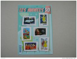 FRANCE 2015   F4875 * *   LES ANNEES 50. - Blocs & Feuillets