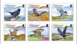 ALDERNEY 2007 - Faune, Oiseaux -  6v Neufs  (MNH Set) - Alderney