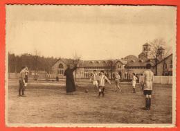 IAH-13  Partie De Football A L'Ecole Claustrale St.André à Lophem-les-Bruges. Grand Format Non Circ. Calcio - Soccer