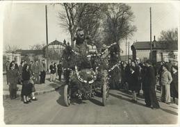"""Cavalcade/Kermesse. Photo""""Jean-Jacques"""" La Ferté-Alais"""" 91 (Ex Seine Et Oise) - Luoghi"""