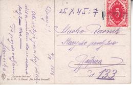 AK--L.GIERAF   SHS  SLOVENIJA  PORTO  1919 - Slovenië