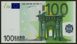 Portugal - M - 100 Euro - P005 - M50064375352 - Duisenberg - UNC - 100 Euro
