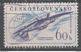 Czechoslovakia 1960. Scott #1002 (U)  Aerobic World Championships, Bratislava * - Tchécoslovaquie