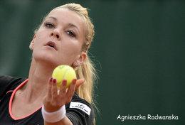 [ T95-003   ]  Agnieszka Radwańska , Poland Tennis Player , China Pre-stamped Card, Postal Stationery - Tennis