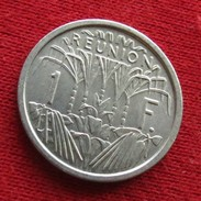 Reunion 1 Franc 1948 - Réunion
