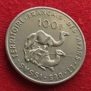 Terr. French Afars Et Issas 100 Fr. 1970 - Monnaies