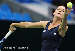 [ T95-011   ]  Agnieszka Radwańska , Poland Tennis Player , China Pre-stamped Card, Postal Stationery - Tennis