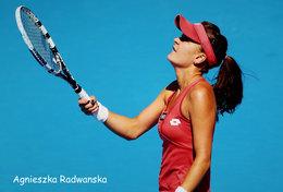 [ T95-013   ]  Agnieszka Radwańska , Poland Tennis Player , China Pre-stamped Card, Postal Stationery - Tennis