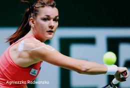 [ T95-014   ]  Agnieszka Radwańska , Poland Tennis Player , China Pre-stamped Card, Postal Stationery - Tennis